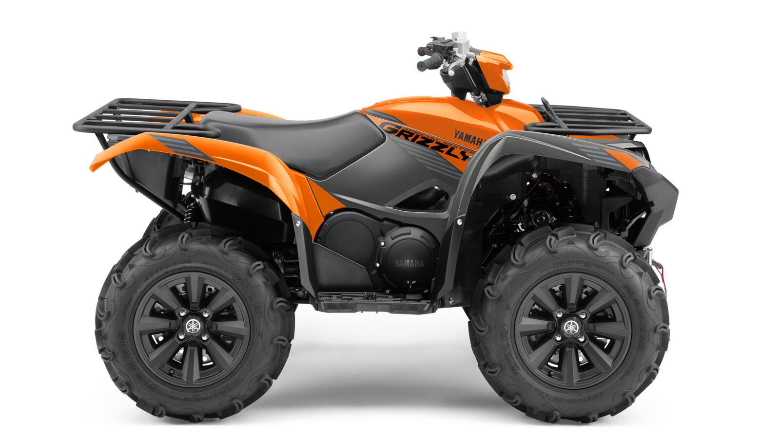 YAMAHA GRIZZLY 700 Orange