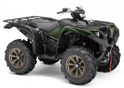 Quad Yamaha-YFM700F Covert_Green