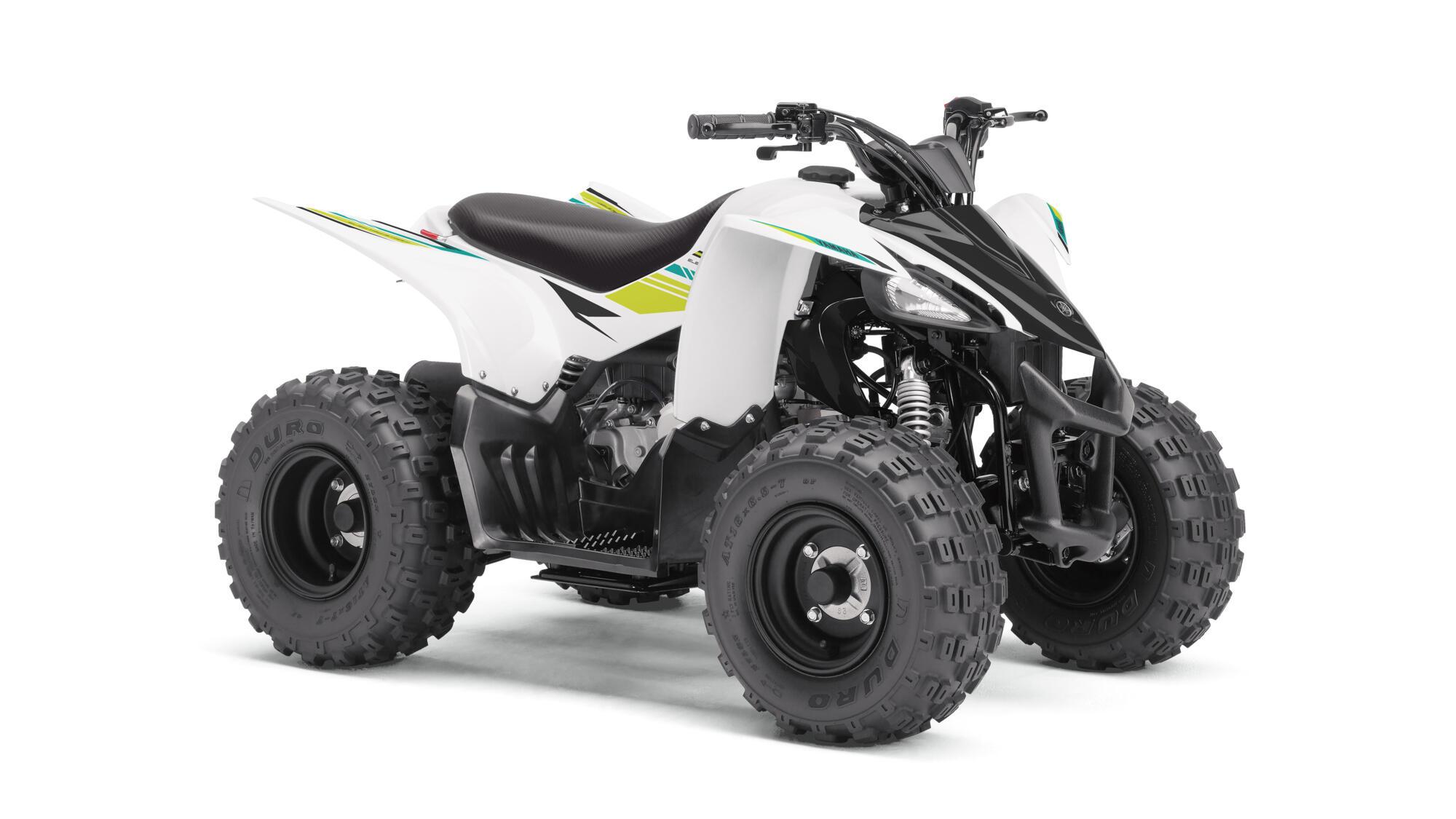 2021-Yamaha-YFZ50-Blanc